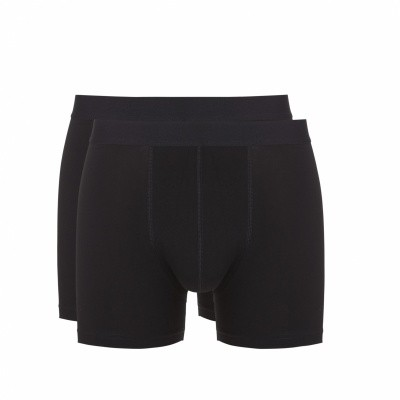 Foto van Ten Cate 2 pack shorts art.nr.30565-006 zwart