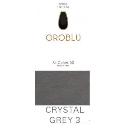 Foto van Oroblu ALL COLORS panty 50 OR1145050 CRYSTAL GREY 3