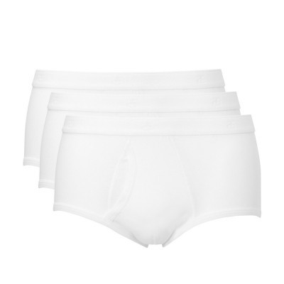 Foto van Ten Cate Men Multipack Classic Slip WHITE 30221