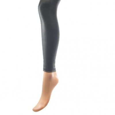 Foto van Marc Marcs leatherlook legging 89199 marine