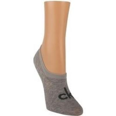 Foto van Calvin Klein sneaker sok ECA623 grijs