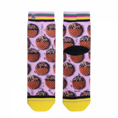 Foto van XPOOOS socks 71025 SHORTSOCK WAFFLE COOKIE