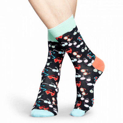 Happy socks SHA01-9000 Shades Sock