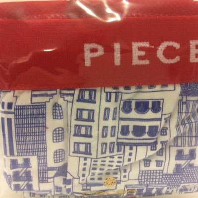 Foto van Pieces boxers 17078621 Bright White/COMB 1