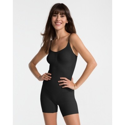 Spanx On-core mid-thigh bodysuit SS1715