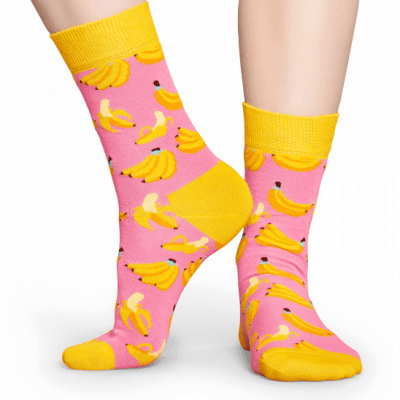 Happy socks BAN01-3000 BananaSock