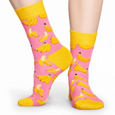 Foto van Happy socks BAN01-3000 BananaSock