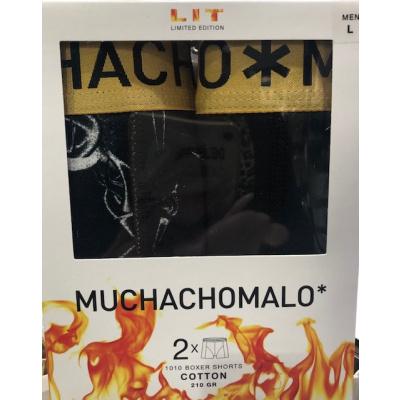 Foto van Muchachomalo BOYS 2-PACK SHORTS OLYMP1010-01J