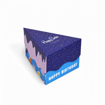 Foto van Happy socks XBDA08-6001 Happy Birthday Gift Box