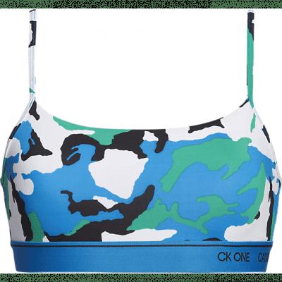 Calvin Klein UNLINED BRALETTE 000QF5737EFC2