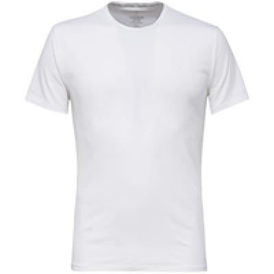 Foto van Calvin Klein U8509A 2 pack crew neck t-shirts wit