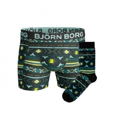 Foto van Björn Borg Socks & Short for him giftbox NAJAVO XMAS_BOX 1741-1424 71391