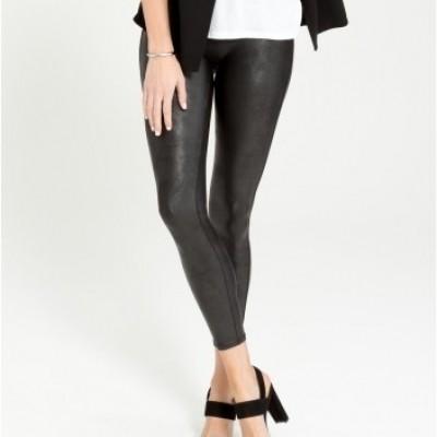 Foto van Spanx FAUX leather leggings 2437