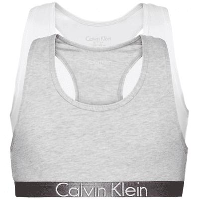 Foto van Calvin Klein 2 pack bralette G80G800069 033