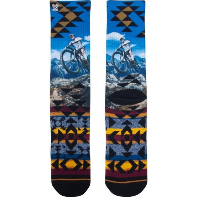 Foto van XPOOOS socks 60186-7000 MOUNTAIN BIKE