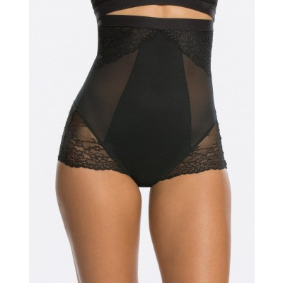 Foto van Spanx Spotlight on Lace Lace High -Waisted Brief SPX 10121R