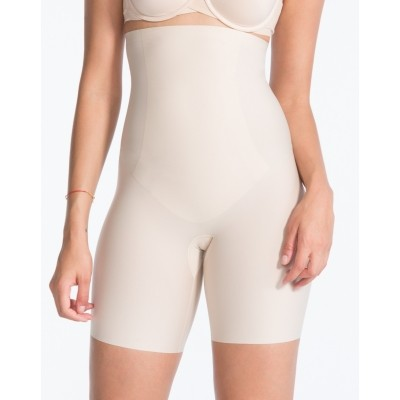 Foto van Spanx Trust your Thinstincts High Waisted Mid Thigh 2123 huid