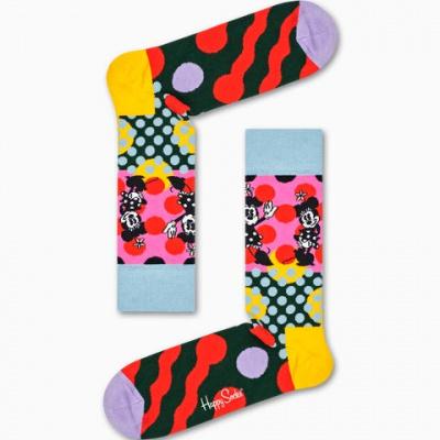Foto van Happy socks DISNEY MINNIE-TIME SOCK DNY01-3300