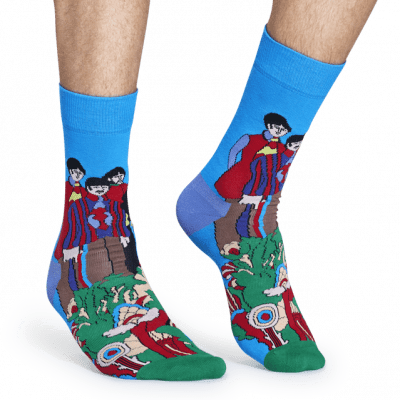Foto van Happy socks THE BEATLES PEPPERLAND SOCK BEA01-7000
