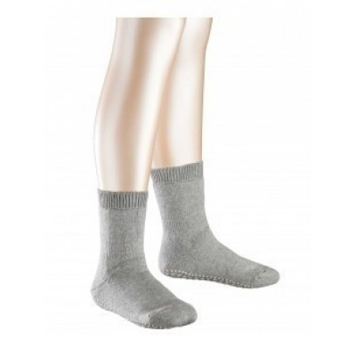 Falke Catspads antislip sok kinderen 10500 light grey