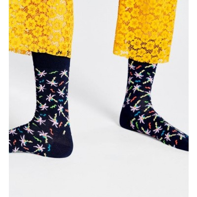 Foto van Happy socks CFP01-6500 Confetti Palm Sock