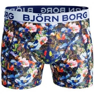 BJORN BORG 1 pack FUNKY FLOWERS micro 1821-1089 70711