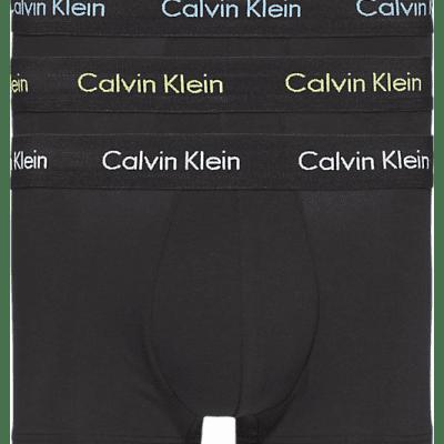 Foto van Calvin Klein 3 pack Low Rise Trunk U2664G-WWZ