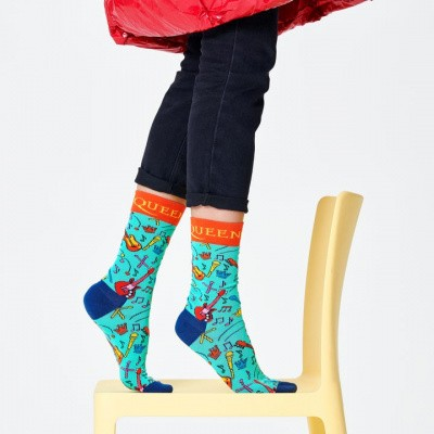 Foto van Happy socks The Works Sock QUE01-6700