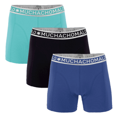 Foto van Muchachomalo boys 3 pack 1010JSOLID257