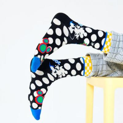 Foto van Happy socks DISNEY IN TUNE SOCK DNY01-9100