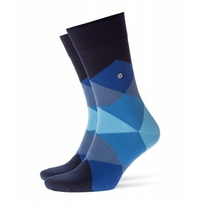 Foto van Burlington Burlington Clyde Sock BLUE 20942