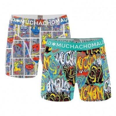 Foto van Muchachomalo boys 2 pack 1010J GRAFIX 04