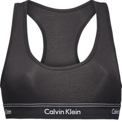 Calvin Klein UNLINED BRALETTE QF4522E-001 Zwart