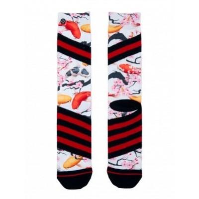 Foto van XPOOOS socks Koi Paradise 60149