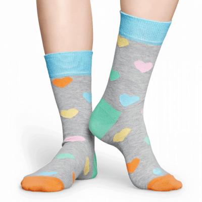 Foto van Happy socks HEART SOCK HEA01-9005