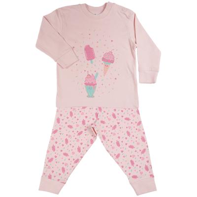 Foto van Fun2wear girls pyjama Ice Cream 44491B Crystal Rose