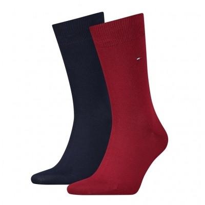 Tommy Hilfiger 2 pack heren sokken 37111 845