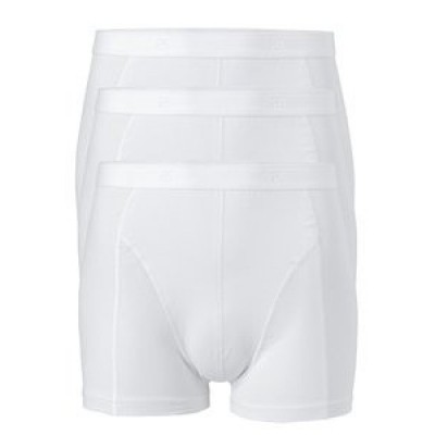 Foto van Ten Cate 3 pack boxer 30223 WHITE