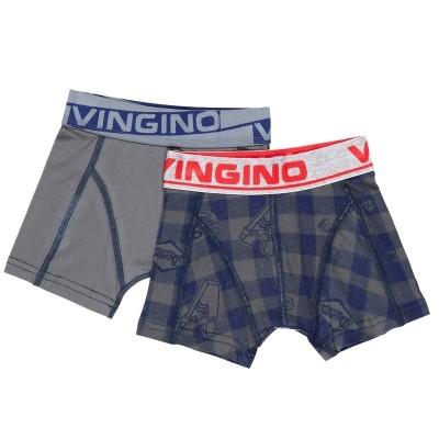 Foto van Vingino short 2-pack boys Gerben HD17KBN72501