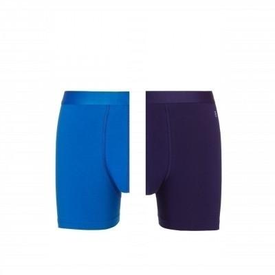 Foto van Ten Cate 2 pack shorts 30350 BLUE/L.BLUE