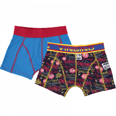 Foto van Vingino short 2-pack boys Jeff HD17KBN72303