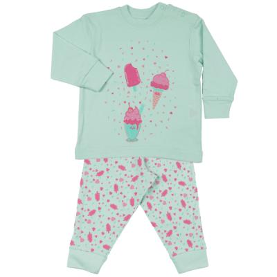 Foto van Fun2wear girls pyjama Ice Cream 44491B Brook Green