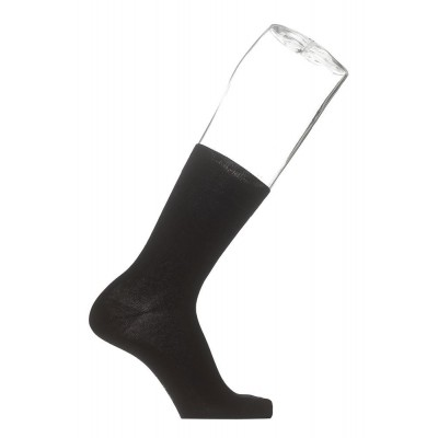 Foto van Bonnie Doon cotton sock BD 632401 black