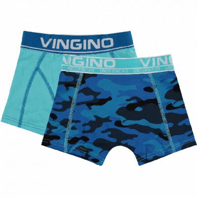 Foto van Vingino short SKAI 2-pack boys SS18KBN72503 110