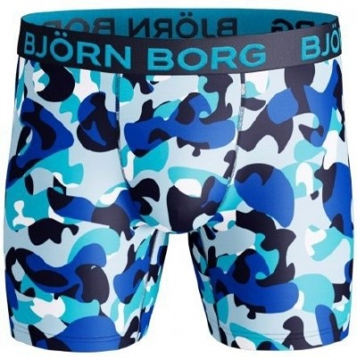 Foto van BJORN BORG boys 1p SHORTS BB SHADE 1811-1481 70011