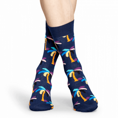 Foto van Happy socks PLM01-6000 Palm Sock