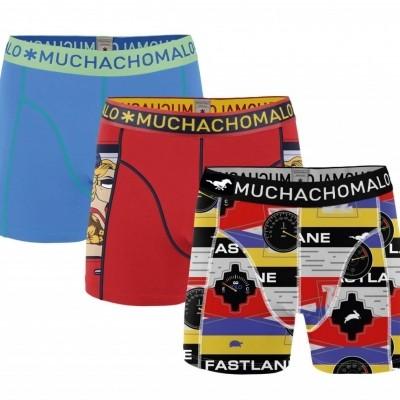 Foto van Muchachomalo boys 3 pack 1010JFAST07