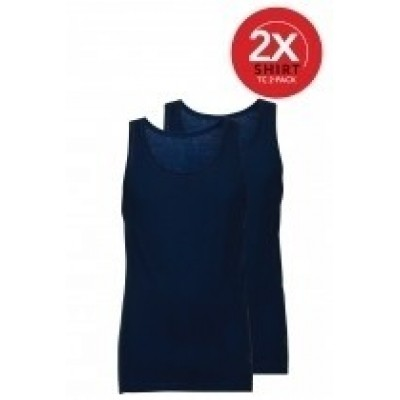 Foto van Ten Cate heren singlet 2 pack 3217