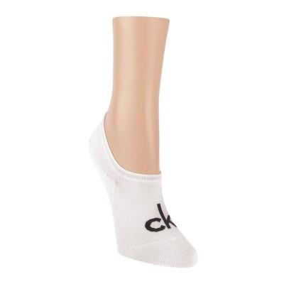 Foto van Calvin Klein sneaker sok ECA623 wit