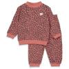 Afbeelding van Feetje Pyjama Wafel Terra Pink